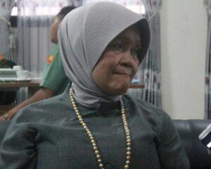 Siti Rahma staf Lembaga Penjamin Mutu Pendidikan Kaltim (hfa)