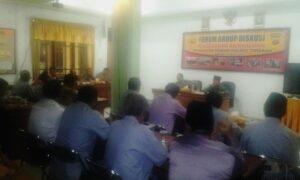 forum diskusi FKUB dan Polres Tarakan terkait radikalisme (ctr)