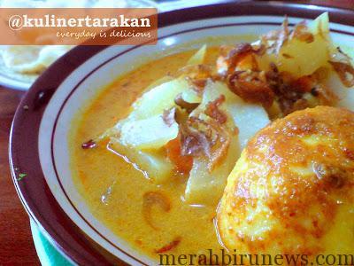 Lontong Sayur bu dedeh (tarakankuliner.blogspot.com)
