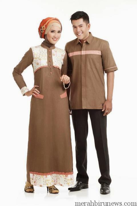 Contoh Trend Baju Koko Pria Sarimbit Pasangan