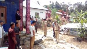 Komisi 3 DPRD Tarakan bersama dengan Instansi terkait melihat langsung kondisi kuburan kristen di pemakamam umum Juata Tarakan