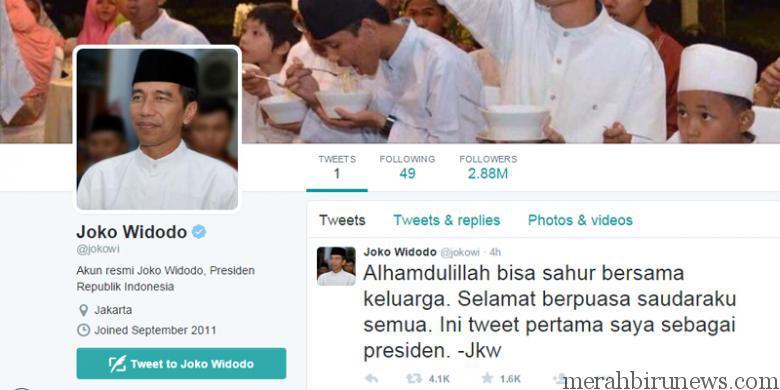 twitter baru jokowi (twitter)