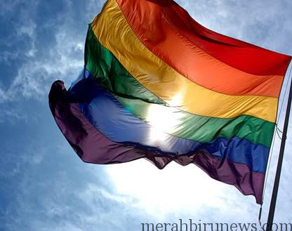 Warna Pelangi Simbol LGBT