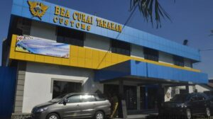 Kantor Pengawasan dan Perizinan Bea dan Cukai (KPPBC) Tipe Madya Pabean B Kota Tarakan