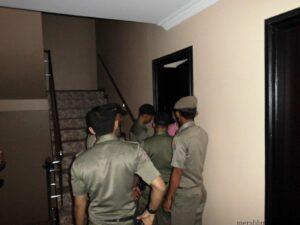 Antisipasi Kegiatan Asusila dan Ketertiban Administrasi Kependudukan Selama Ramadan, Satpol PP Melakukan Razia Disejumlah Hotel dan Penginapan (ctr)