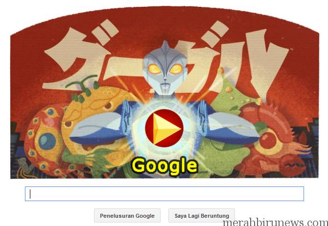 Google Rayakan Ultah ke-114 Pencipta Ultraman Eiji Tsuburaya