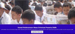 Lapor Via Online Disini Kalau Anak Anda Mengalami Praktik Perpeloncoan dan Kekerasan di Masa Orientasi Peserta Didik !