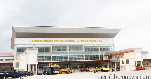 Gedung Terminal Baru Juwata Tarakan (hfa)