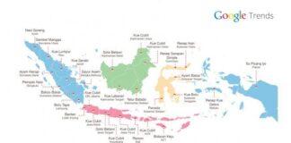 Masakan Paling Dicari Di Google Indonesia