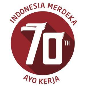 Tema dan Logo HUT RI 70