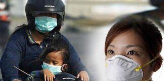 Inilah Cara Menggunakan Masker Bedah Hijau Yang Tepat Untuk Pencegahan Dampak Kabut Asap