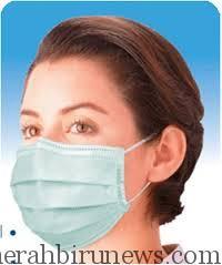 Cara Menggunakan Masker Bedah Hijau Putih Untuk Mencegah Dampak Kabut Asap