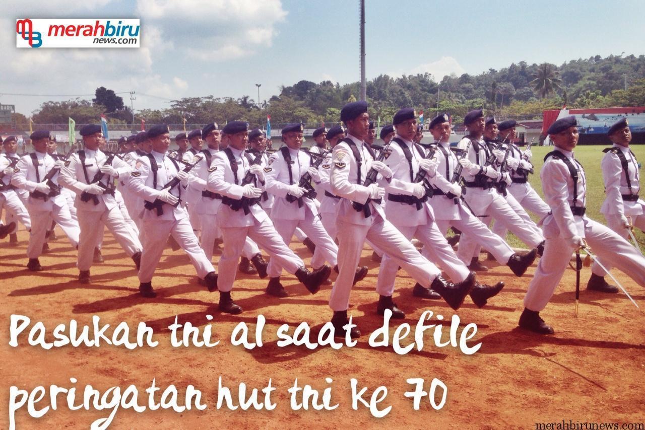 Hut TNI ke 70