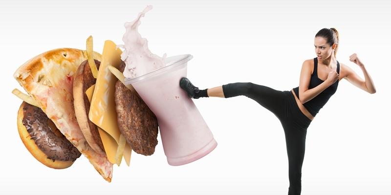 Ilustrasi Cara Diet Sehat