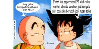 Meme Dragon Ball Sindir Penghapusan Kartun Dragon Ball Oleh KPI 1