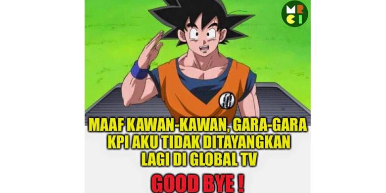 Meme Dragon Ball Sindir Penghapusan Kartun Dragon Ball Oleh KPI 4