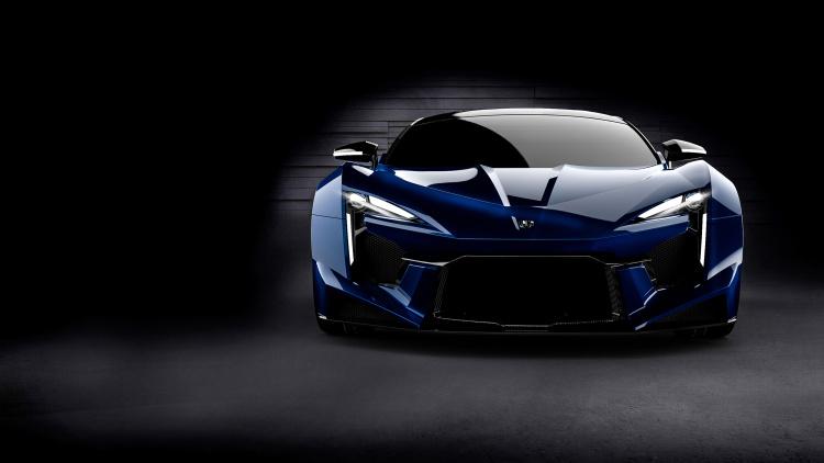 Inilah Penampakan Mobil Mewah Fenyr SuperSport Buat Film
