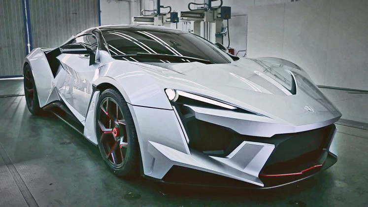 Wallpaper Mobil Sport Mewah W Motors Fenyr Supersport Fast Furious 8