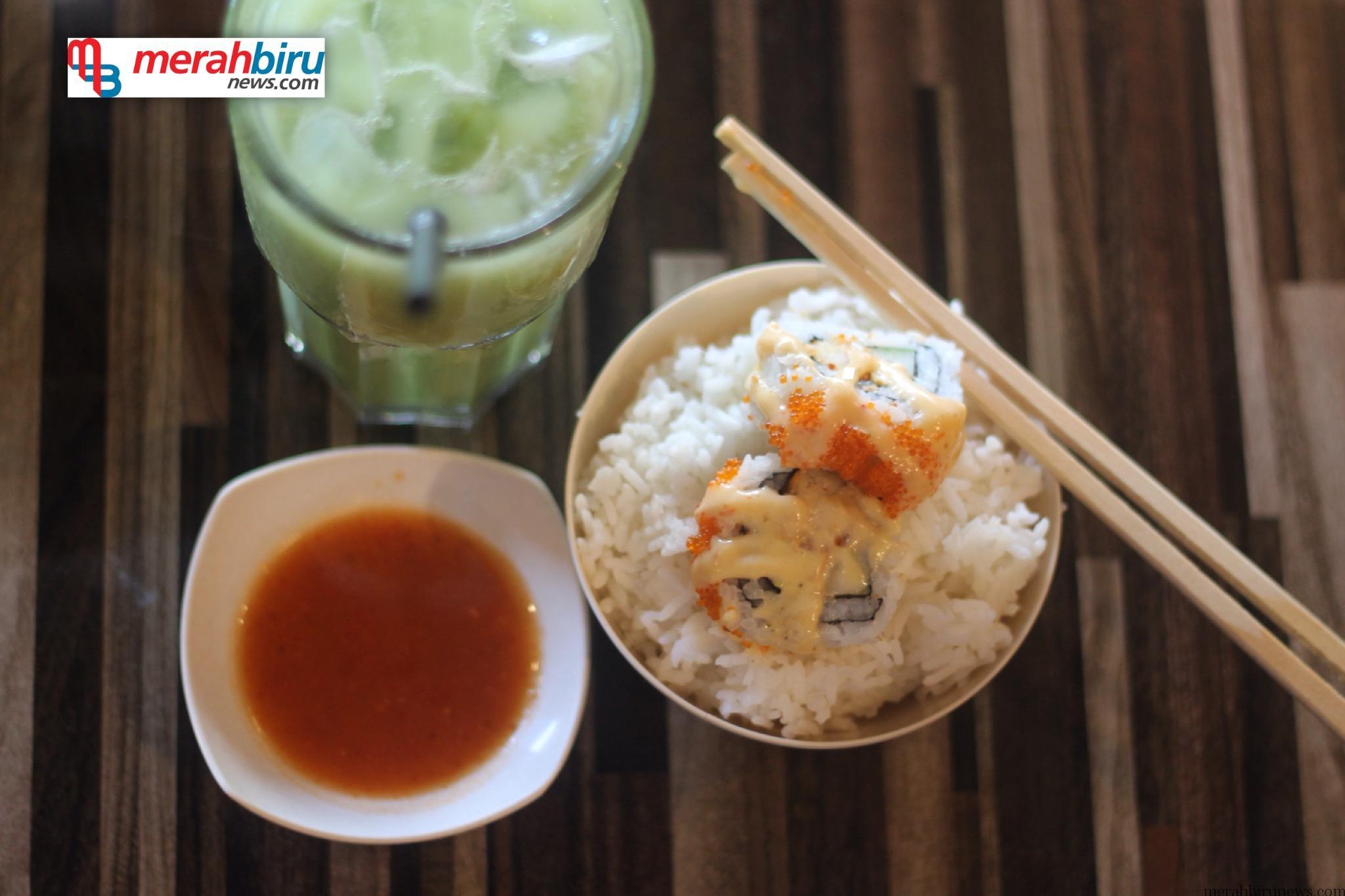 Menu Kedai Ohayo Makanan Khas Jepang