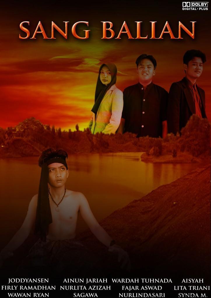 Film Sang Balian, Lomba Film Tingkat Pelajar Garapan Mahasiwa LP3I