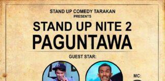 Stand Up Nite 2 Paguntawa Dicky Abdur Tarakan