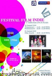 Tarakan Action Festival, Lomba Film Tingkat Pelajar Garapan Mahasiwa LP3I