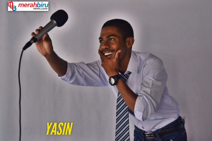 Yasin (Komika Lokal Stand Up Comedy Tarakan)