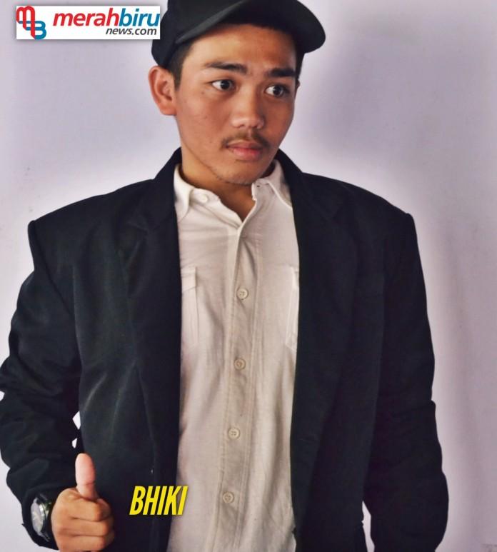 Bhiki (Komika Lokal Stand Up Comedy Tarakan)
