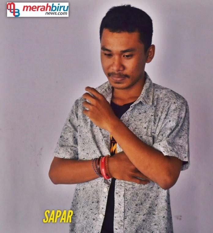 Saparudin (Komika Lokal Stand Up Comedy Tarakan)