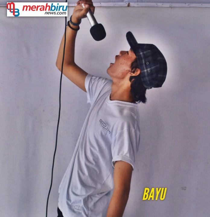 Bayu (Komika Lokal Stand Up Comedy Tarakan)