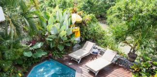 Villa Hidden River Villa di Bali