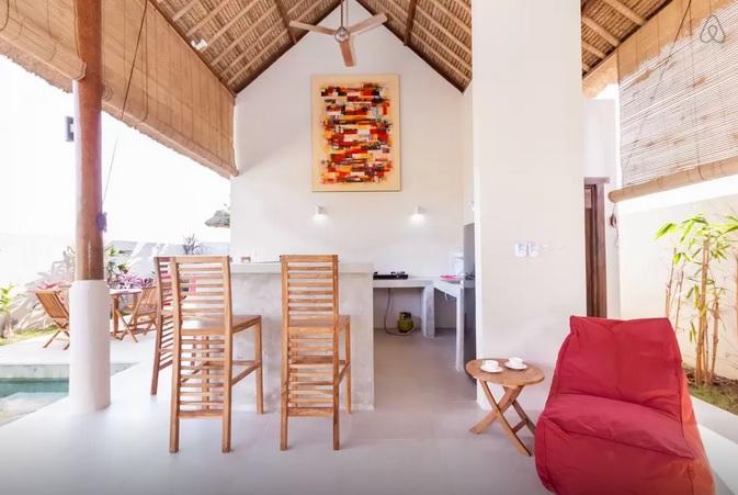 Villa N'coh Canggu Villa Di Bali