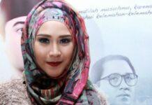 Cara Memakai Hijab Pashmina Modis Untuk Wanita Berwajah Bulat