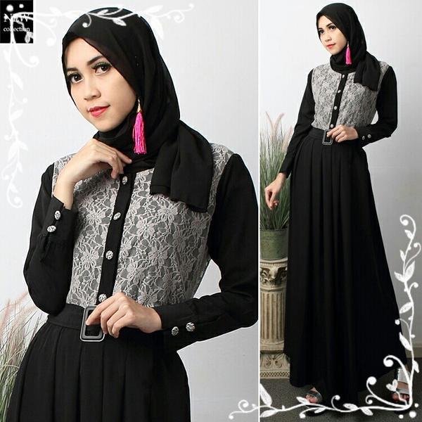 Contoh Hijab Modern