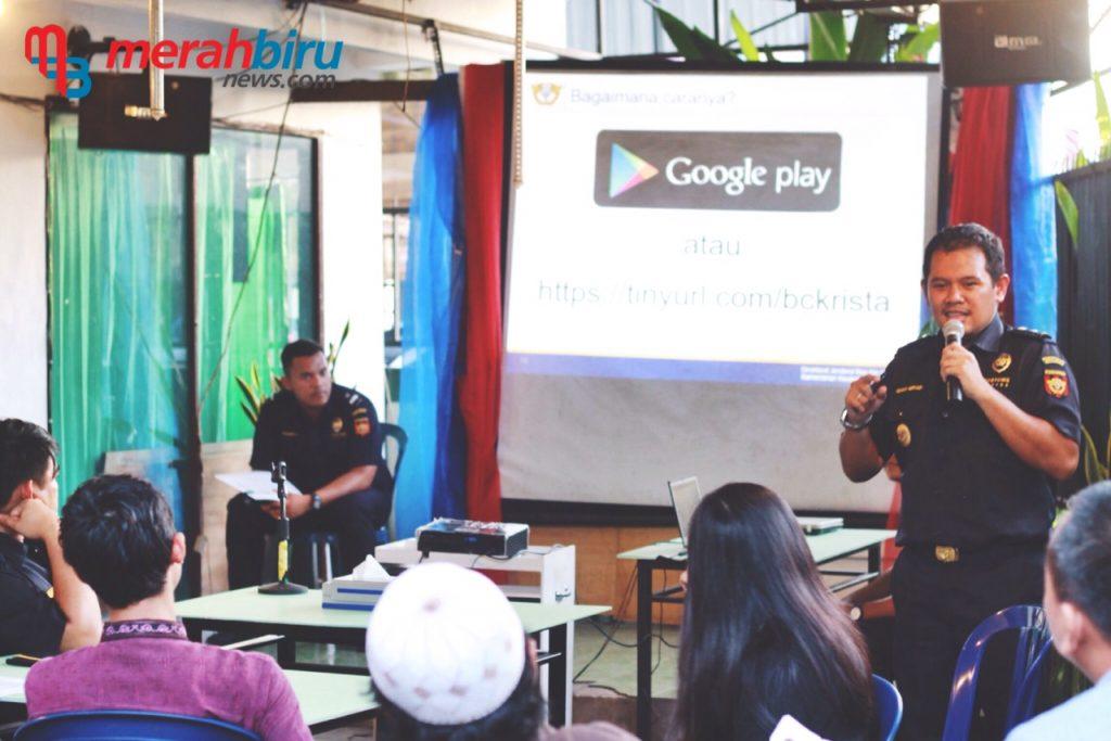 Jalin Silahturahmi, Bea dan Cukai Tarakan Buka Puasa Bareng Wartawan