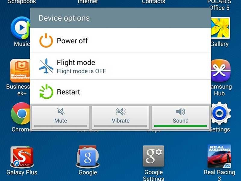 Cara Restart Android Dengan Cara Yang Mudah