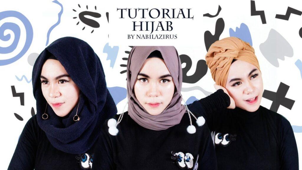 Bikin Kreasi Hijabmu Makin Kece dengan Pemilihan Model Hijab yang Sesuai