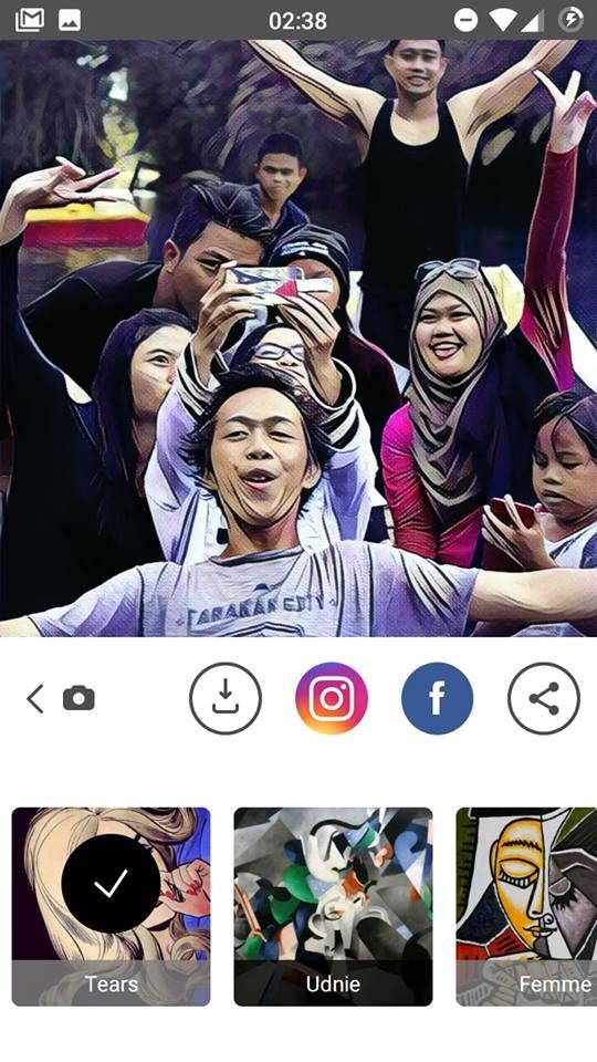 Cara Membuat Foto Menjadi Lukisan Digital Dengan Prisma di Android