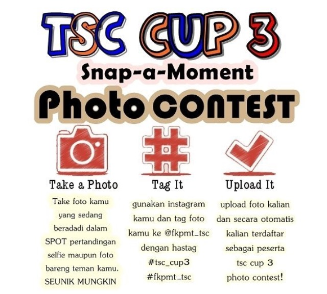 Snap A Moment TSC Cup III