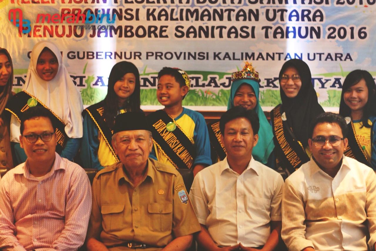 Duta Sanitasi Kaltara Siap Jadi Yang Terbaik di Jambore Sanitasi Nasional