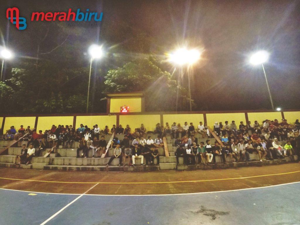 Ratusan pelajar hadir di acara pembukaan