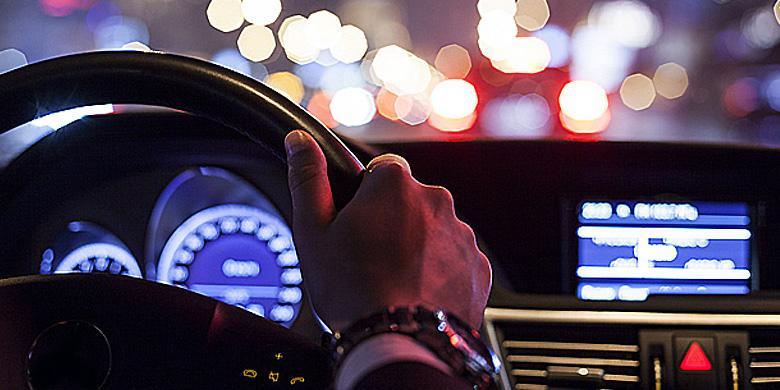 tips aman naik mobil