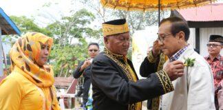 Selang Waktu Berkunjung Ke-Kaltara Ketua DPR Mlipir Ke-KTT