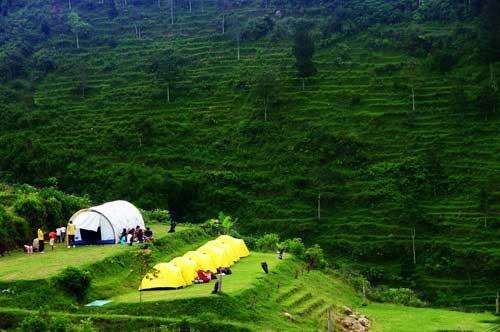 Camping Ground Umbul Sidomukti