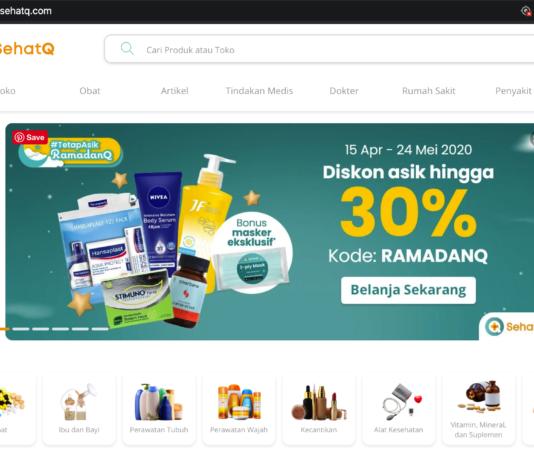 SehatQ.com Toko Online
